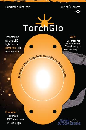TorchGlo Packaging