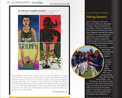 Gonzaga Magazine | Article on Art