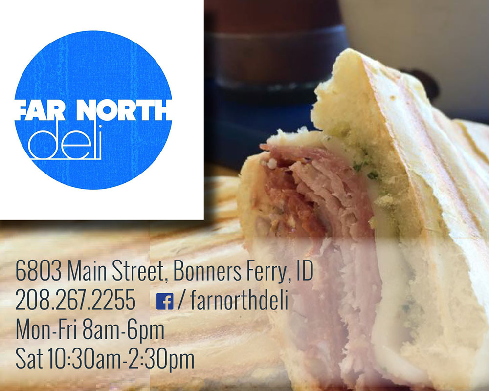 Far North Deli web ad