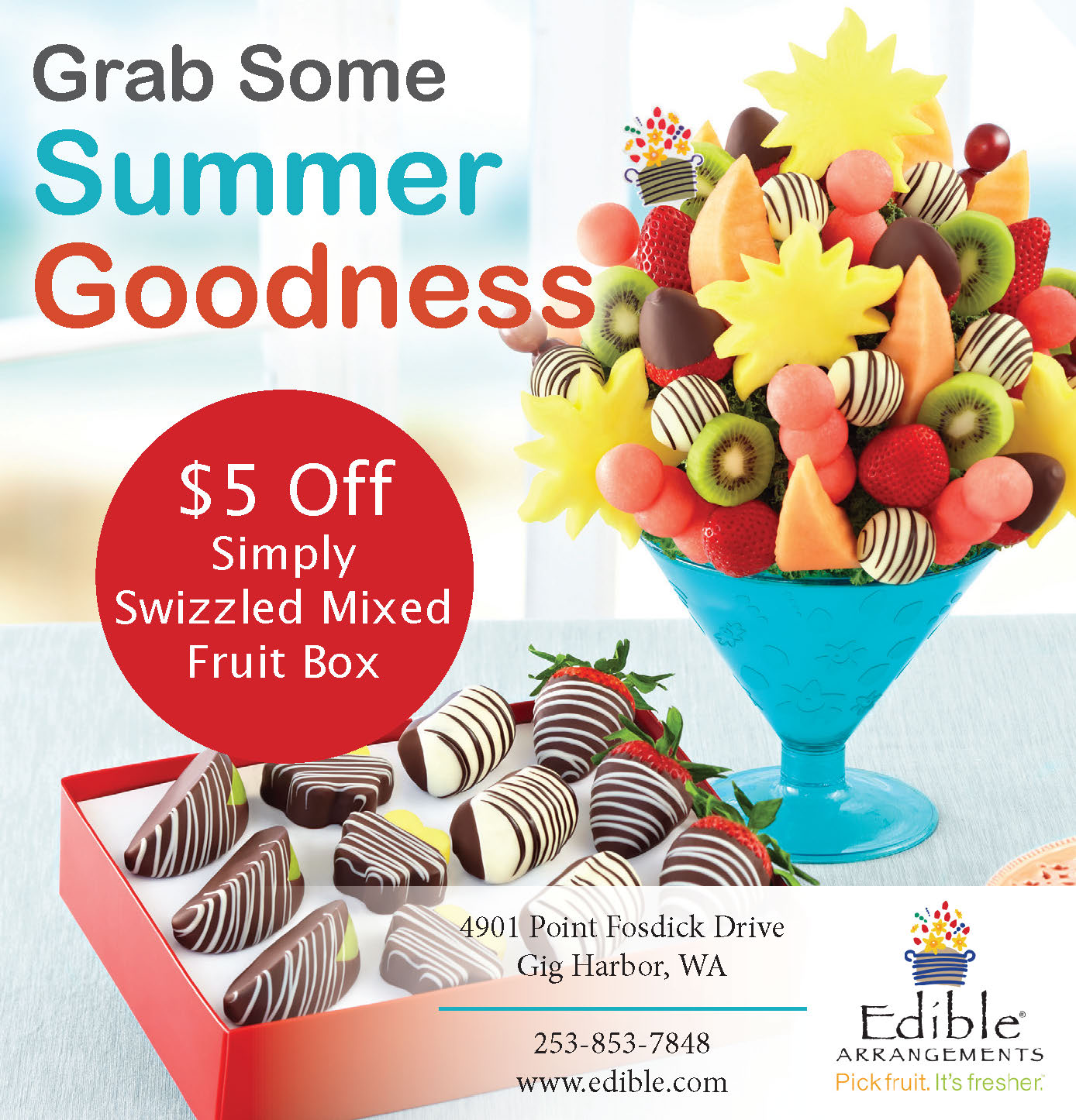 Edible Arrangements 07.16