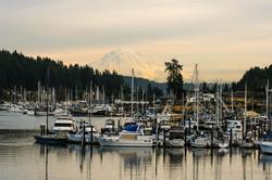 Gig Harbor Boat Scene