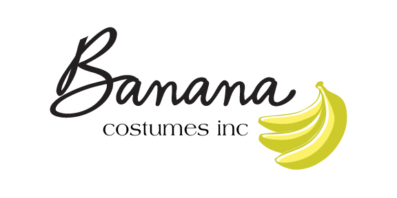Banana Costumes Logo Design