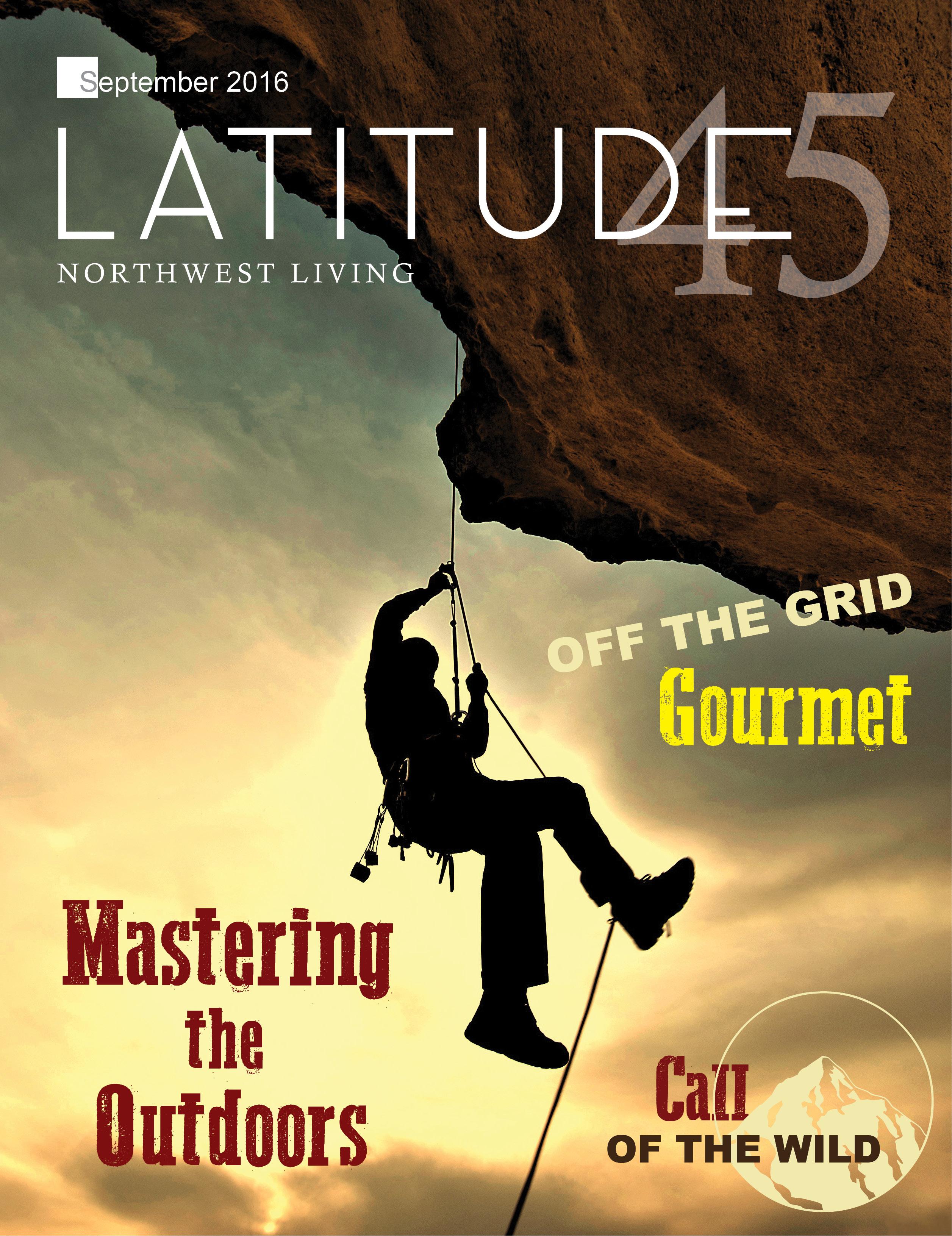 Latitude 45 Sept. 2016