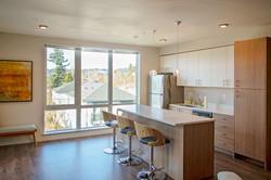 galaxie apartments kitchen