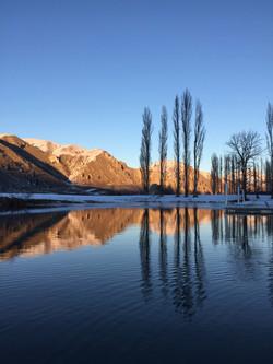 Columbia River Landscape