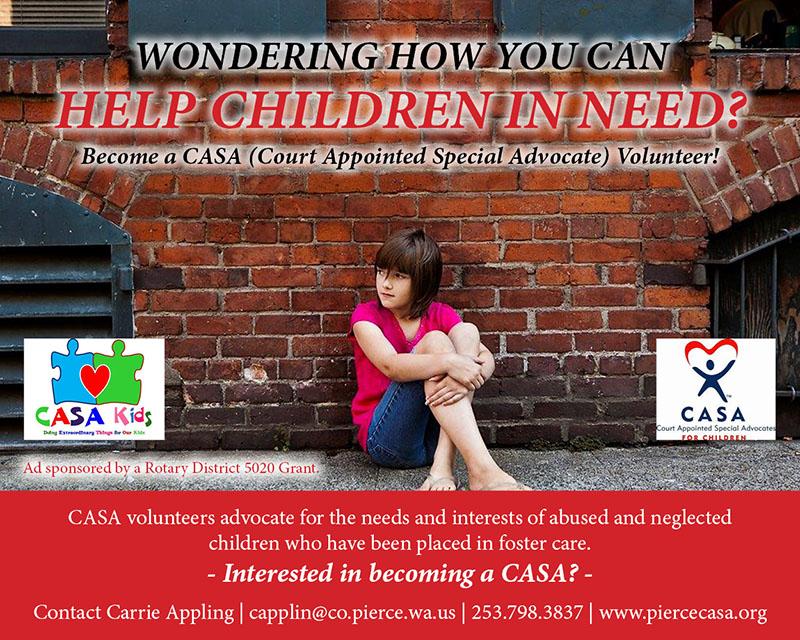 CASA Kids web ad