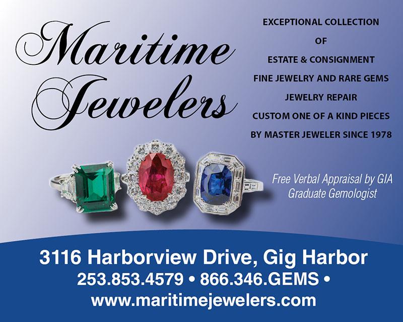 Maritime Jewelers web ad