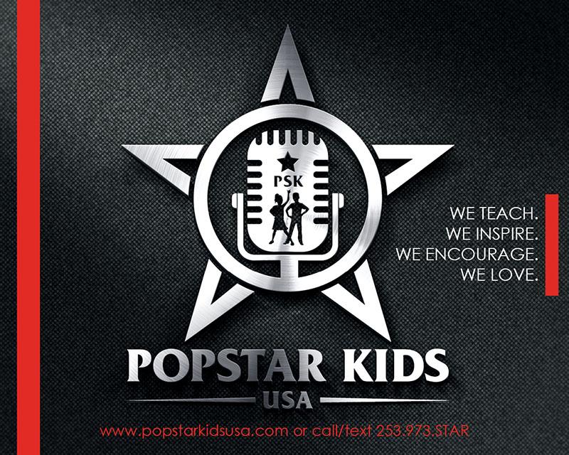 PopStar Kids web ad