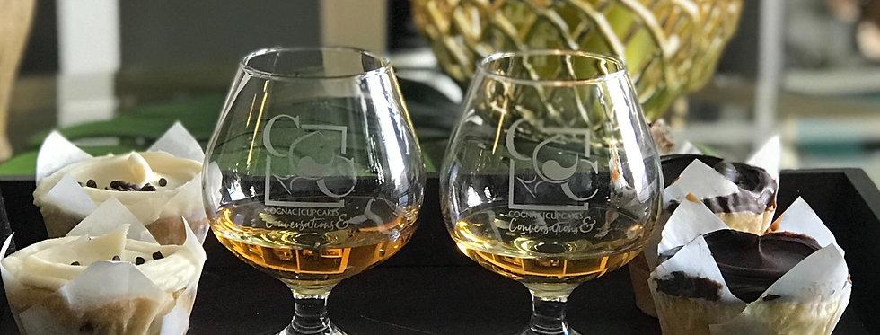 CCC Premium Cognac Glass