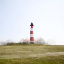 Westerhever // Leuchtturm