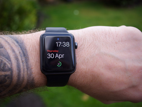 Smartwatches -  Feeling Threatened?