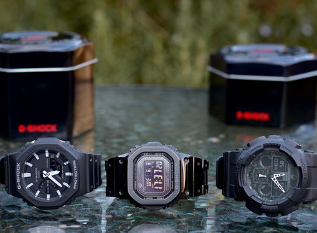 There's Always Room For a G-Shock