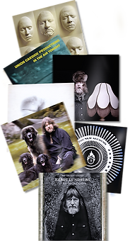 Album covers with Ebbot Lundberg