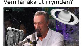 GÄST HOS MORGONPASSET I P3