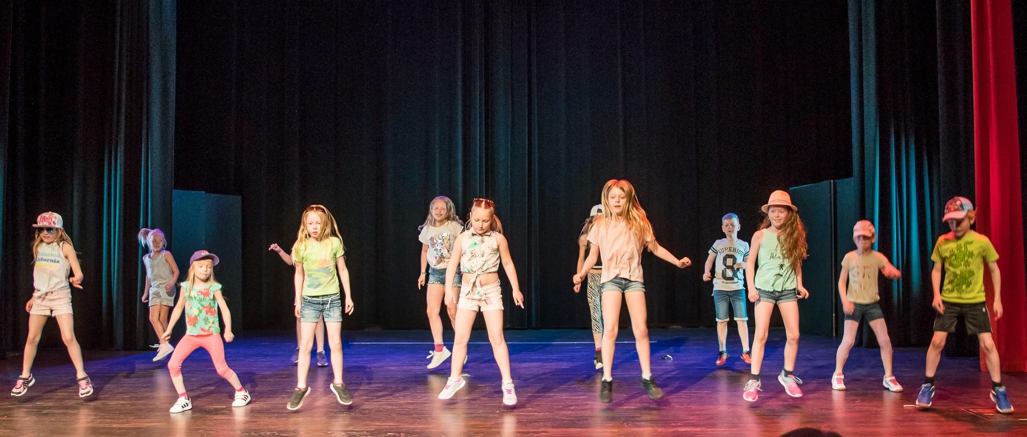 Barnens Dansforum i Kungälv
