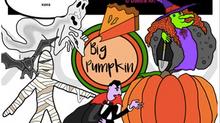 Happy Halloween Clips