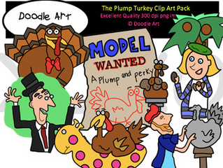 We Give Thanks for Great Clip Art