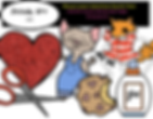 Mouse Loves Valentines Clip Art Pack.png