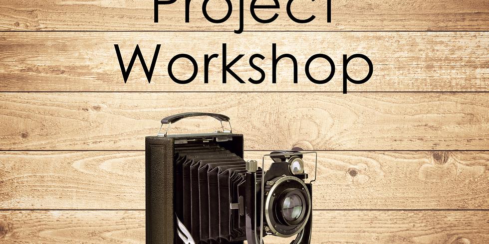 No-Frills Project Workshop | Mar 19