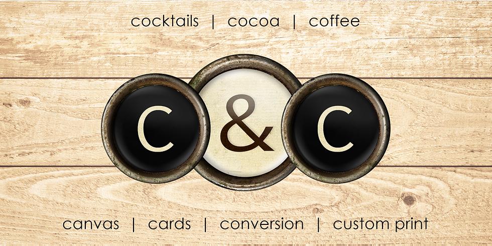 Virtual C&C: Conversion & Cocktails | Happy Hour