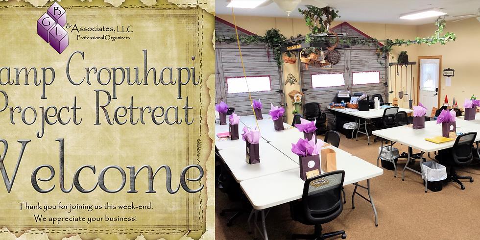 Camp Cropuhapi Project Retreat   Spring 2021