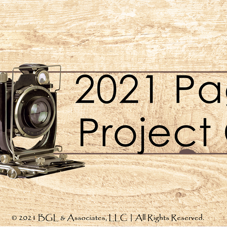 2021 Page & Project Challenge Club