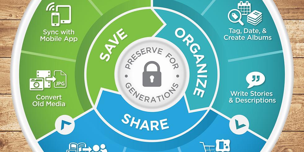Virtual SOS: Save | Organize | Share