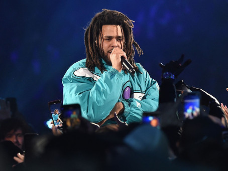 J COLE SPEAKS ON BLM, SHARES SURPRISE SINGLE 'SNOW ON THA BLUFF'