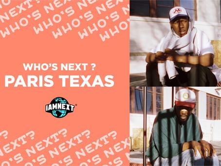 WHO'S NEXT : PARIS TEXAS