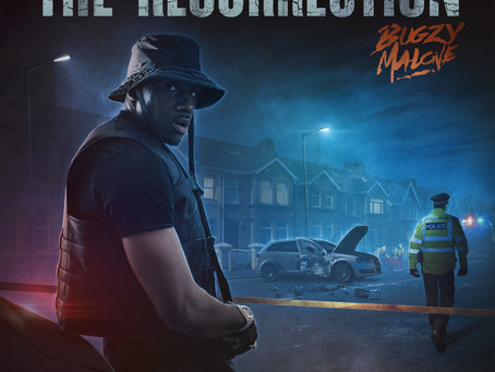 BUGZY MALONE'S UPCOMING PROJECT 'THE RESURRECTION' DROPS THIS WEEK