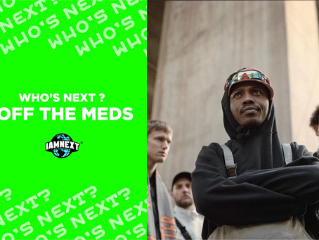 WHO'S NEXT : OFF THE MEDS