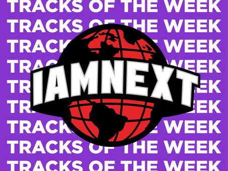 BEST TRACKS OF THE WEEK : MARCH #004