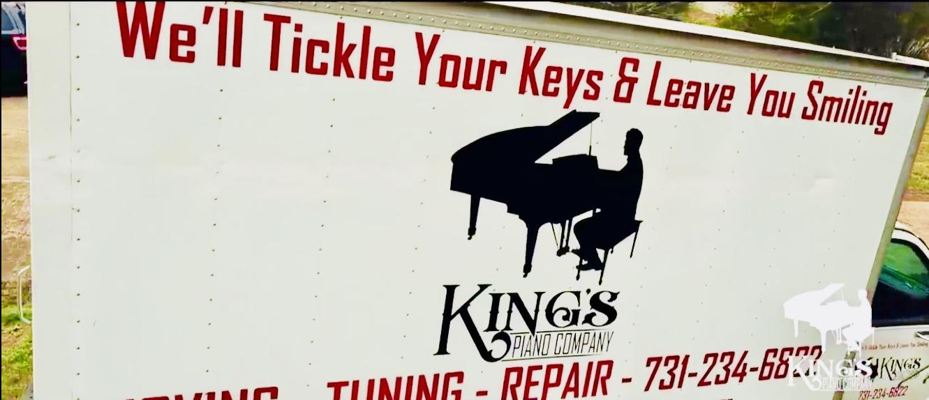 Call KING'S PIANO Company