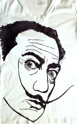 Salvador Dali, Screen Print