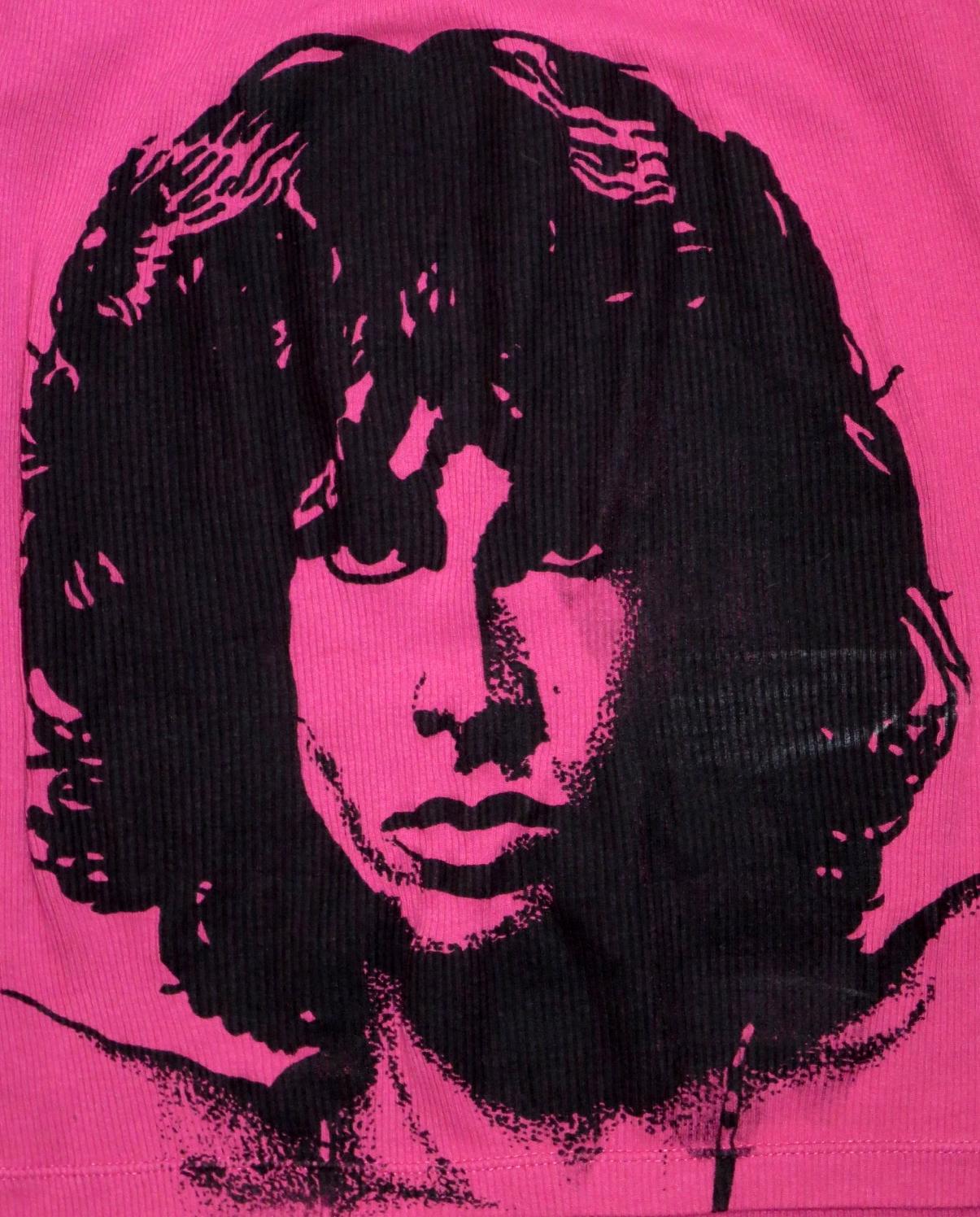 Jim Morrison Screen Print