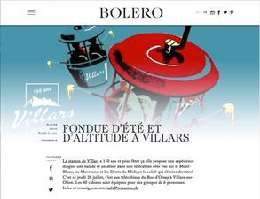 Bolero Magazine - May 2016