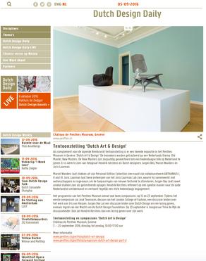Dutch Design Daily