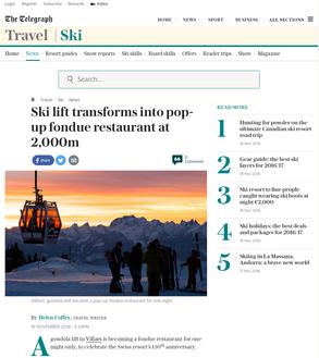 Telegraph.co.uk Nov 2016