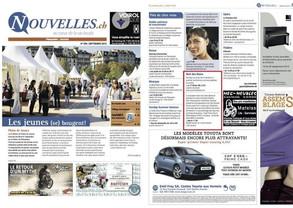 Article Nouvelles.ch