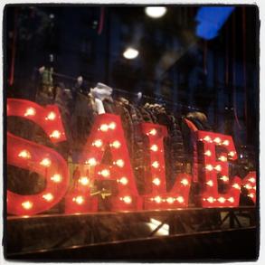 Eastside Sale Window