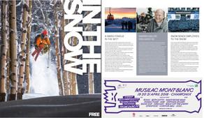 In The Snow Magazine - Feb 2018