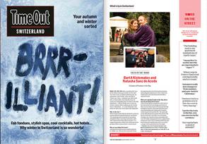 TimeOut Magazine - Nov 2017
