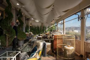 De Betune Winter Terrace