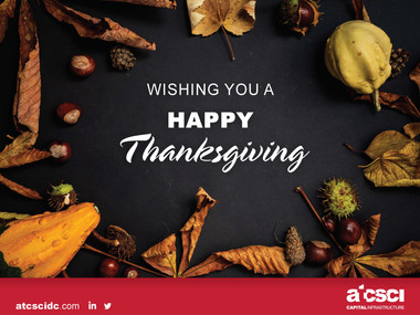 #HappyThanksgiving from #ATCSCI