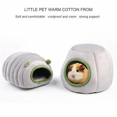 Small Pet Hamster Hut