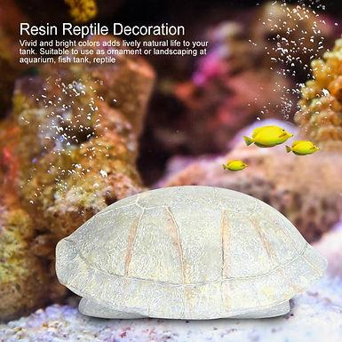 Aquarium Terrarium Reptile Cave Hiding  Decoration