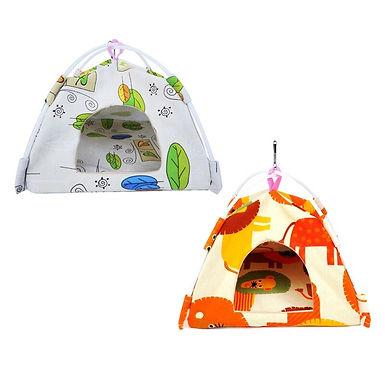 Bird  Canvas  Sleeping  Hanging Tent Animal Print