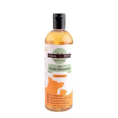 Organic Pet Wash Shampoo