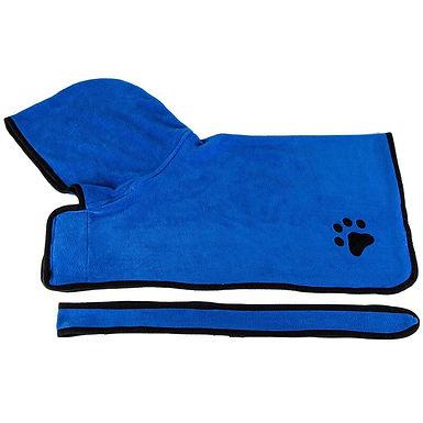 Dog Bathrobe Soft Quick Absorbing