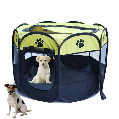 Portable Collapsible Octagonal Pet Tent